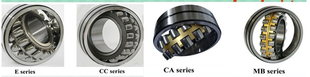Spherical roller bearings 23948 23956