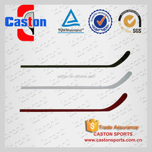 100%Carbon Fiber with 18K woven Ice hockey stick