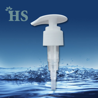 hs-lp#2-3 lotion pump; plastic lotion pump; liquid dispenser; dispenser