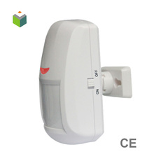 window burglar wireless infrared pir motion sensor alarm
