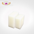 Clear no impurities white solid paraffin wax for candle making
