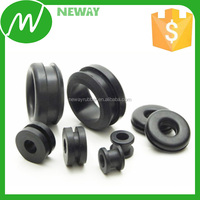 ISO9001 Certified Custom Electrical Rubber Wire Grommet