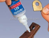 Loctit Loctit595 595 silicone clear sealant Suitable for glass metal ceramics composites and most plastics