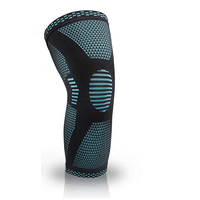 spandex knit compression Knee Support for volleyball