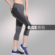 YD10 Women sports pants super-elastic sports jogging pant yoga pants