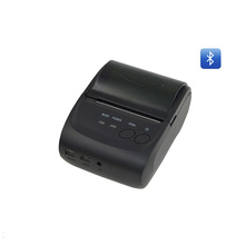 58mm mini portable bluetooth thermal printer with battery