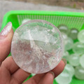 Natual small clear crystal sphere balls, crystal rock ball