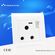 Mordio new G1 15A wall socket and <strong>switch</strong> with neon