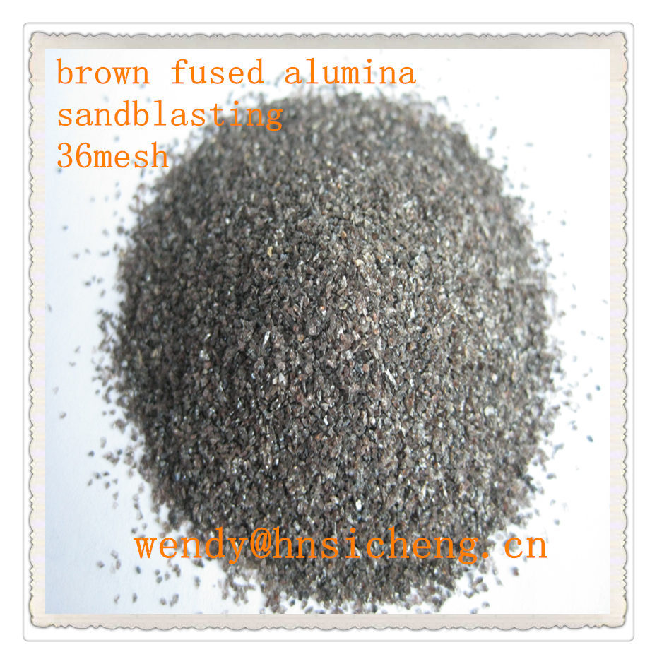 Brown Fused Alumina/BFA 95%