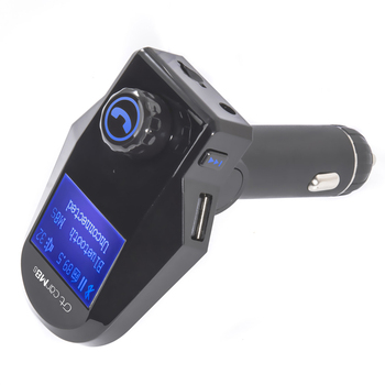 GXYKIT M8s car fm modulator car fm adapter car fm transmitter Bluetooth 4.2