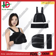 Arm Sling Breathable orthopedic closure adjustable orthopedic arm sling