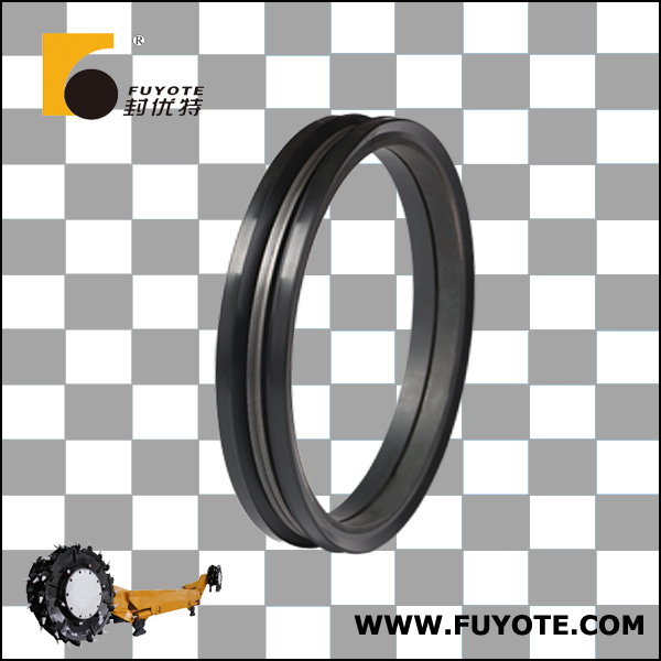 Fuyote manufacture replace with GNL2030 mechanical face seal, mining equipment using face seal