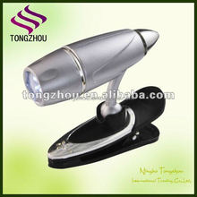 1/3 LED battery operated reading light