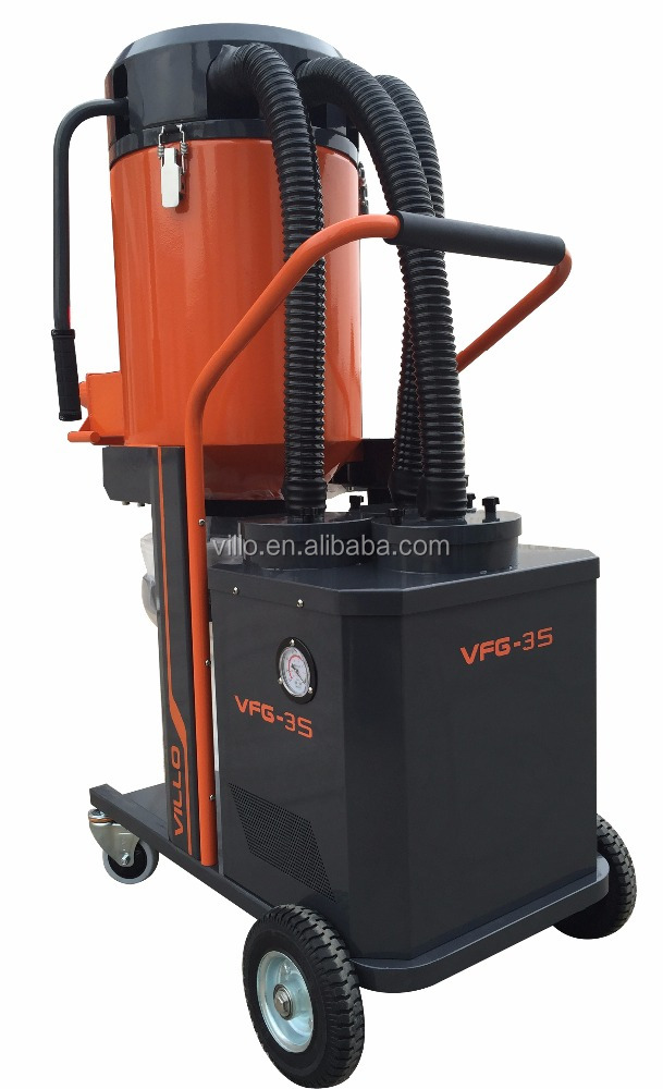 New Design For Dry Floor Dust Industrial Vacuum Cleaner Manufacturers 3600W 220V