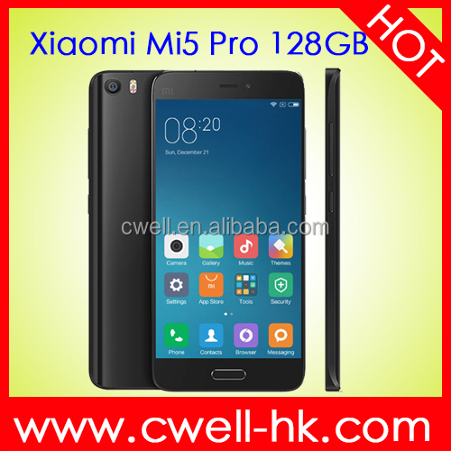 Original Xiaomi Mi5 Pro 4GB RAM 128GB ROM 5.15 Inch FHD Android Smartphone Qualcomm Snapdragon 820 2.15GHz Quad Core 16MP