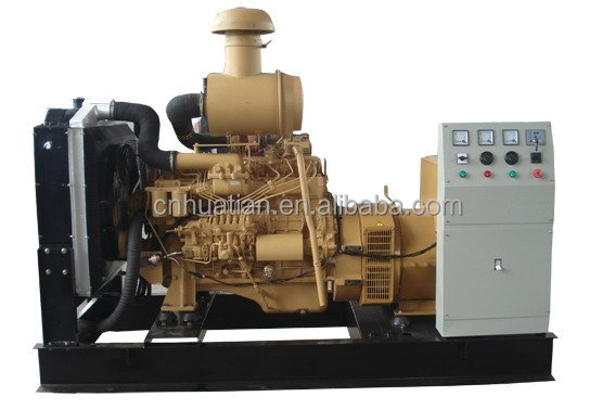 Chinese 4-Stroke Water Cooled Diesel Generator 150KW with Competitive Price