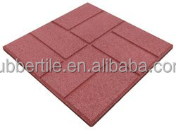 plaza rubber flooring