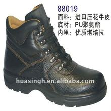 CE marking safety boots with steel toe cap