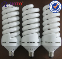 hangzhou china factory (suplier /manufacture )220v /110v 15-105w 2700k /6400k 8000hrs 17mm Spiral Energy Saving Lighting Bulb