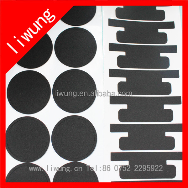 1mm Thickness Waterproof EPDM Sponge With Different Shapes/Ethylene Propylene Diene Monomer