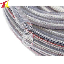 2 Inch Plastic Flexible Drain Hose with Reasonable Price