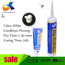 Heat Resistant temperature White silicone for electronic seal