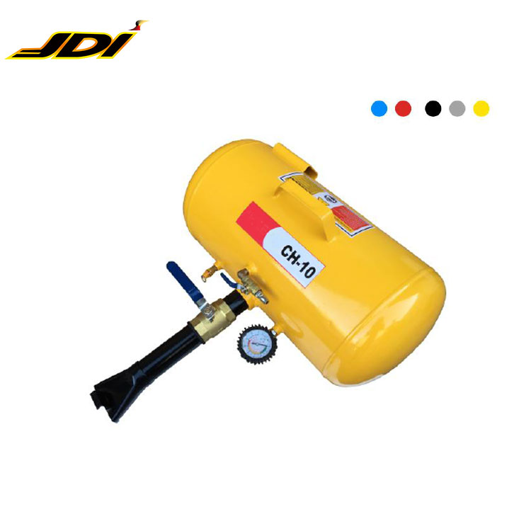 JDI-CH-10 Good 10 Gallon Colorful Air Tire Bead Seater Tool Tyre Instant-Inflation Sealer