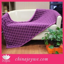 100% Polyester/ Acrylic Throw Blanket for Couch, Throw Blanket or Throw Rugs Wholesale