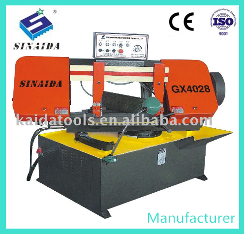 2017 SINAIDA BRAND Latest CNC Metal Angle Cutting Equipment Angel rotate machine for metal cutting