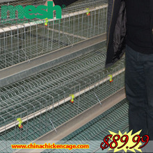 new type galvanized Mink Cage,mink breeding cage,cage for mink price