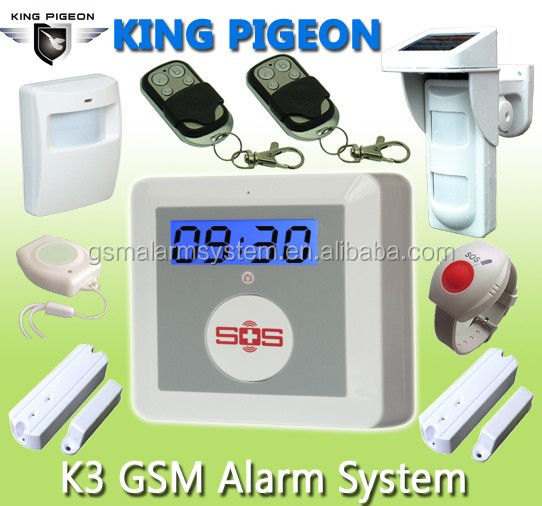 Asia wireless patient hospital nurse call system for sick room alarm system K3