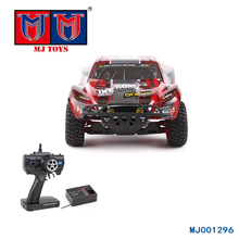 new toys 1:10 2.4GHZ 4wd waterproof brushless off road truck car for kids
