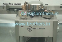 Vial Glue Labelling Machine
