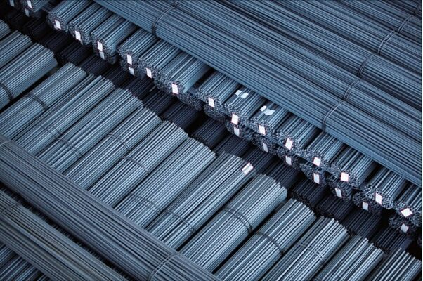Construction deformed steel bar iron rods 6mm