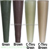 colorful high quality carp fishing tail rubber