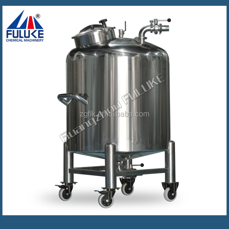 2017 china the best quality hot selling storage tank for chemical food medical cosmetic industry