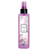 Top sale small size 155ml body mist spray for women
