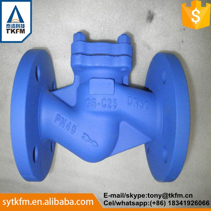 Factory customized stainless steel duckbill check valve cf8m for gas and hot water
