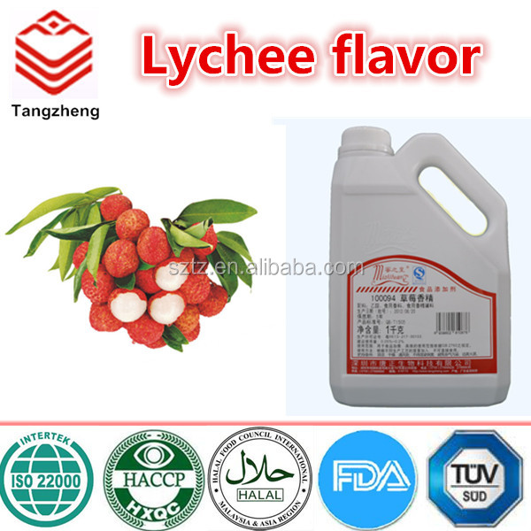 High Quality Pure Natural Litchi Food
