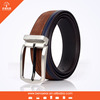 new classic design fashion alloy buckle man cow leather belt