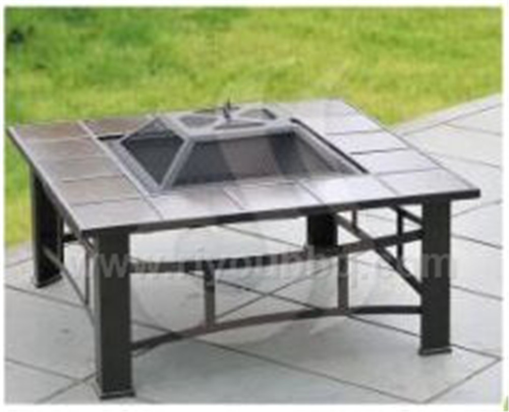 smoke free garden portable ceramic tabletop bbq grill