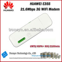 New Original Unlock HSPA 21.6Mbps HUAWEI E355 3G WiFi Modem Router And 3G USB WiFi Driver