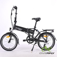 "20"" Green City Electric Bike With Lithium Battery Inside"