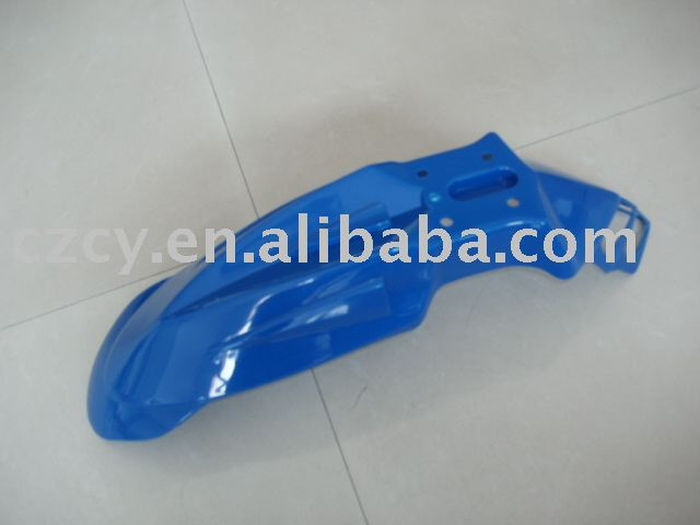 off-road motorcycle front fender