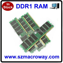 Latest computer parts full compatible Desktop Ddr1 1gb 333mhz Price