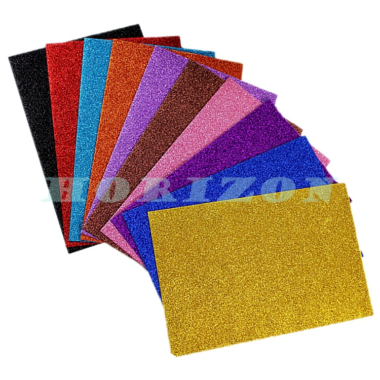 2mm thick colorful craft glitter eva soft foam sheet thin for How to cut thick craft foam