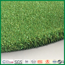 Cheap artificial synthetic outdoor mini decorative natural green golf grass carpet mat turf for golf club field