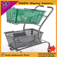 PZD-035 Children Shopping Cart/Kids Trolley/Child Trolley For Supermarket