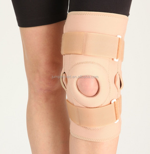 Hinged Leg Brace - CE FDA Approved Knee Support for Knee Protection