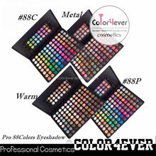 2014 Hot Seller eyeshadow pallets Multi-color Make Up Sets cosmetic eyeshadow packaging accessory